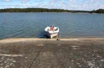 Kesää odotellessa ja Ruissalon Kalastusmessuja